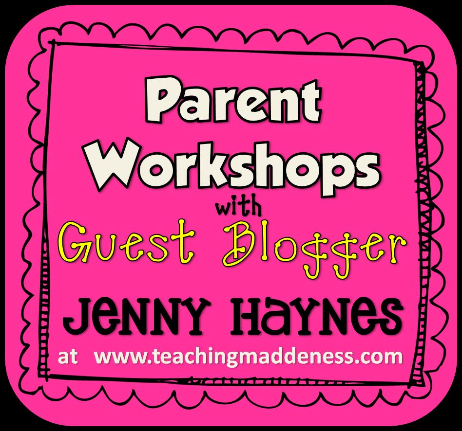 Hosting Parent Workshops - *Teaching Maddeness*