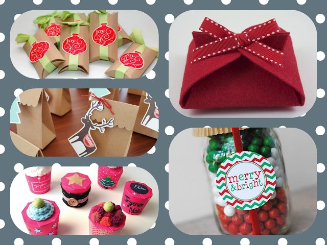 GOODIES WRAPPING IDEAS