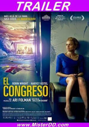 El congreso (2013) [TRAILER]