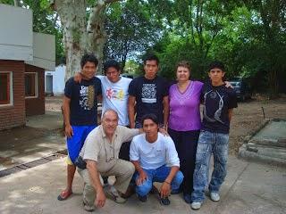 estudiantes del chaco salteño