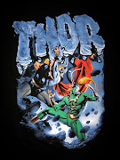 MARVEL -Thor vs Loki