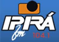 ouvir a Rádio Ipirá FM 104,1 Ipirá BA
