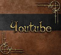 Ah et aussi une chaîne Youtube. On arrête pas le progrès, n'est ce pas?