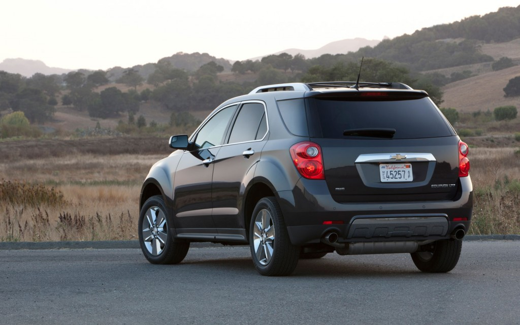 Latest Cars Models: 2013 Chevrolet equinox