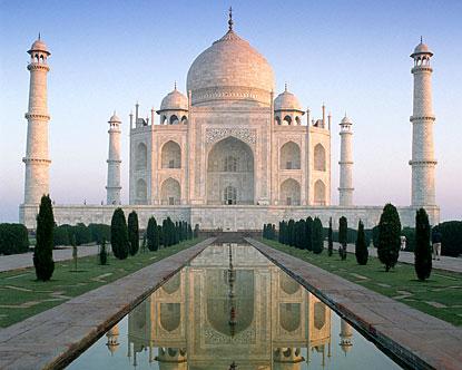 Cinta Abadi di Taj Mahal