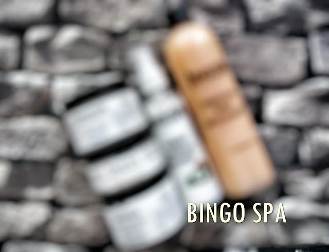 Moje zamówienie z Bingo Spa + rabat 50 zł przy zakupach za 74 zł