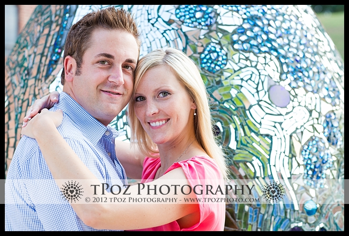 Visionary Art Museum Engagement Photos