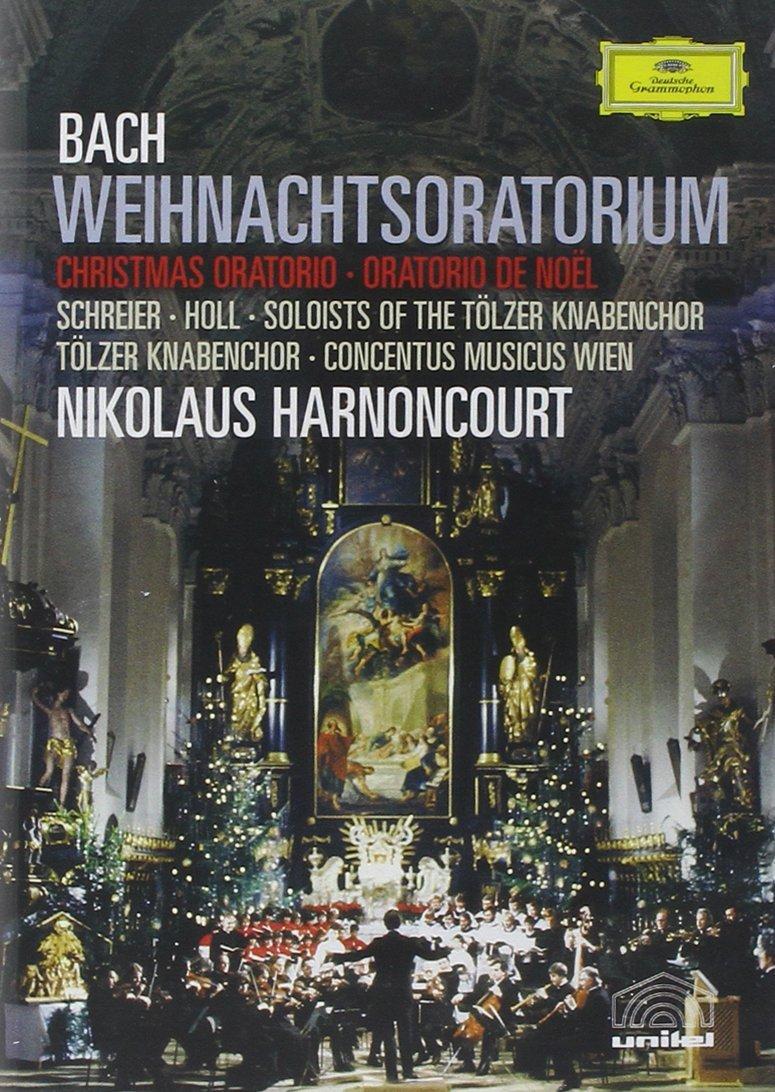 Johan Sebastian Bach: Christmas Oratorio, BWV 248 – Nikolaus Harnoncourt (HD 1080p)