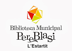 La web de la biblioteca de l'Estartit