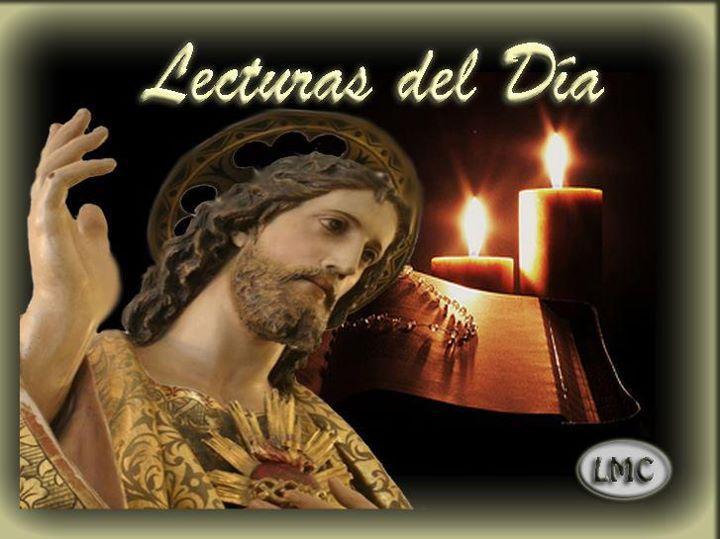 Gifs y Fondos Paz enla Tormenta ®: IMÁGENES DE LAS LECTURAS DEL DIA