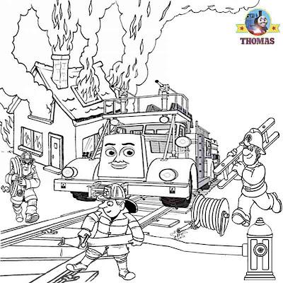 Fire department coloring pagescoronado