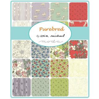 Moda Purebred Fabric by Erin Michael for Moda Fabrics