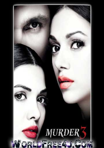 Poster Of Murder 3 (2013) All Full Music Video Songs Free Download Watch Online At worldfree4u.com