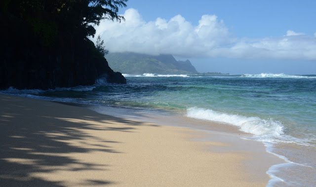 Pali Ke Kua - Hideaways Beach, Kauai, Hawaï, USA