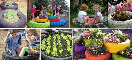 Ideas ecologicas para decorar espacio infantiles for Ideas para todos