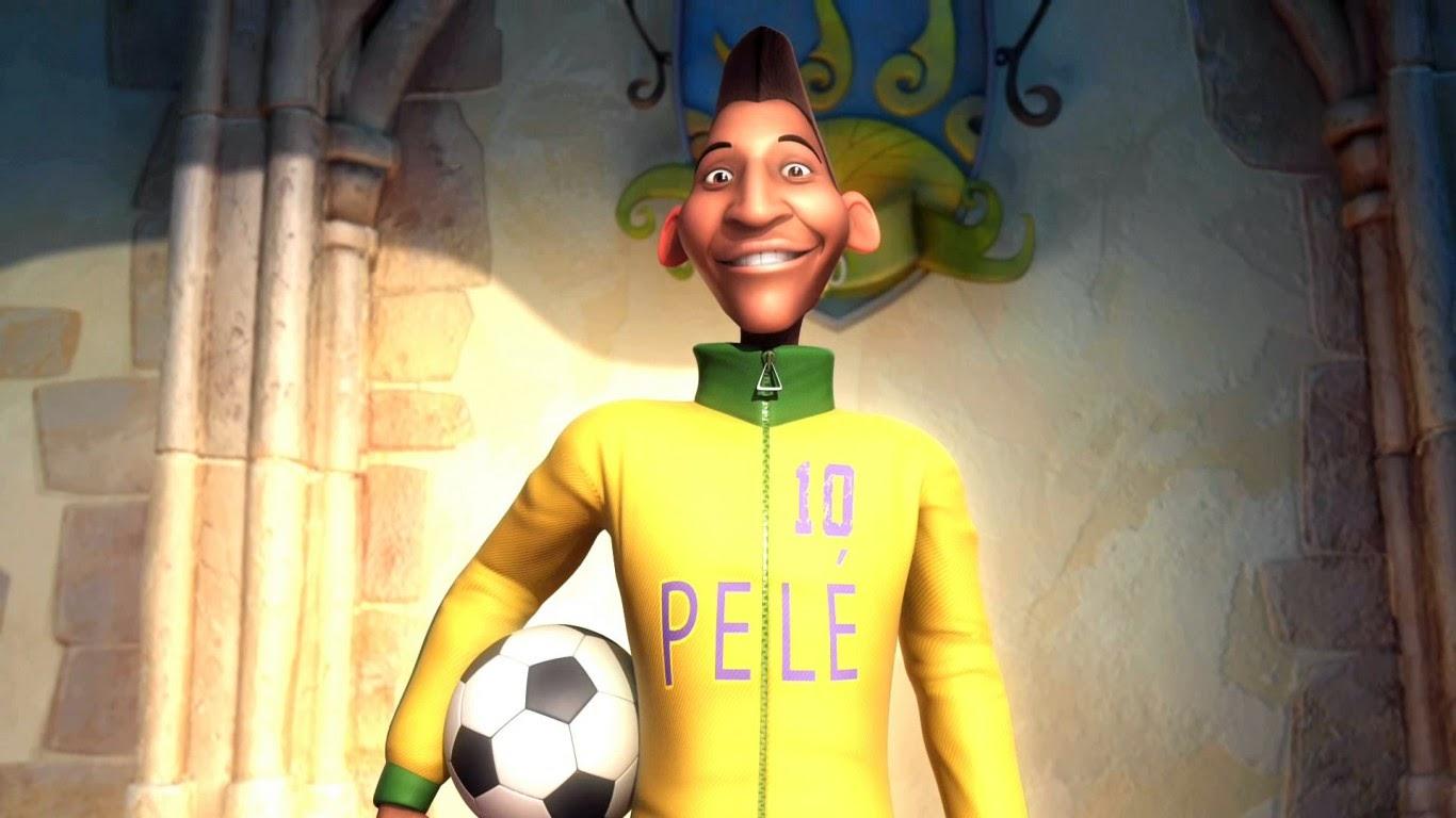 Video games soccer brazil football stars pele wallpages free