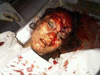 Pembunuh Sisca Kecelakaan Sebelum Ditangkap