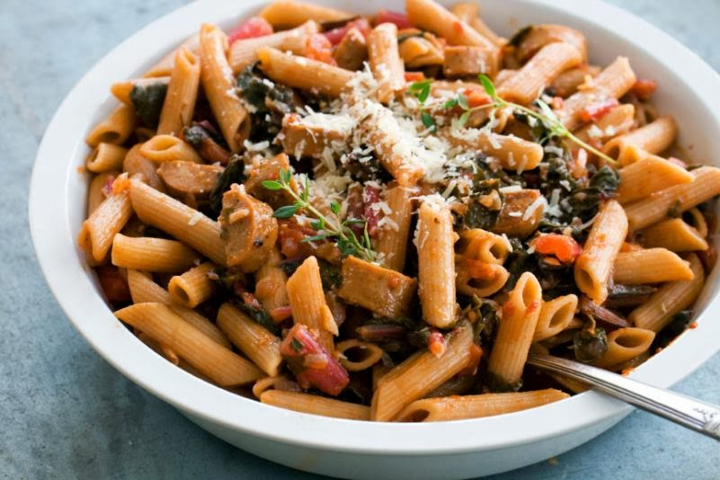 ... about Everything: Delicious recipe for how to make pasta at home