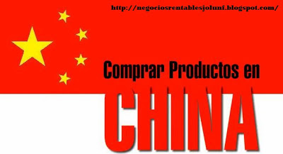Productos de China