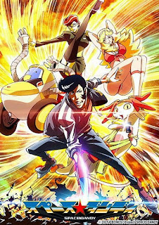 Space Dandy 1-26 Subtitle Indonesia [Tamat]