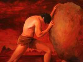 αγώνας,αλήθεια, ελευθερία, κοινωνία, ανθρωπότητα - Η έννοια της ελευθερίας και του αγώνα μέσα από τον μύθο Ο Σίσυφος κι ο βράχος