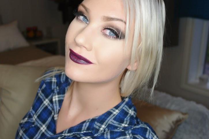 Popolare MAC Cyber Lipstick Review & Swatches - KarlaLovesLipstick IU62