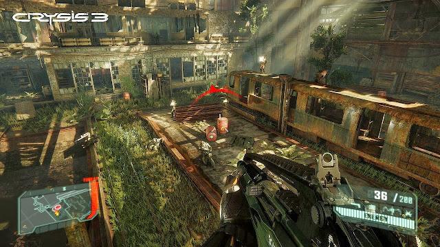Crysis 3 Game Screenshots