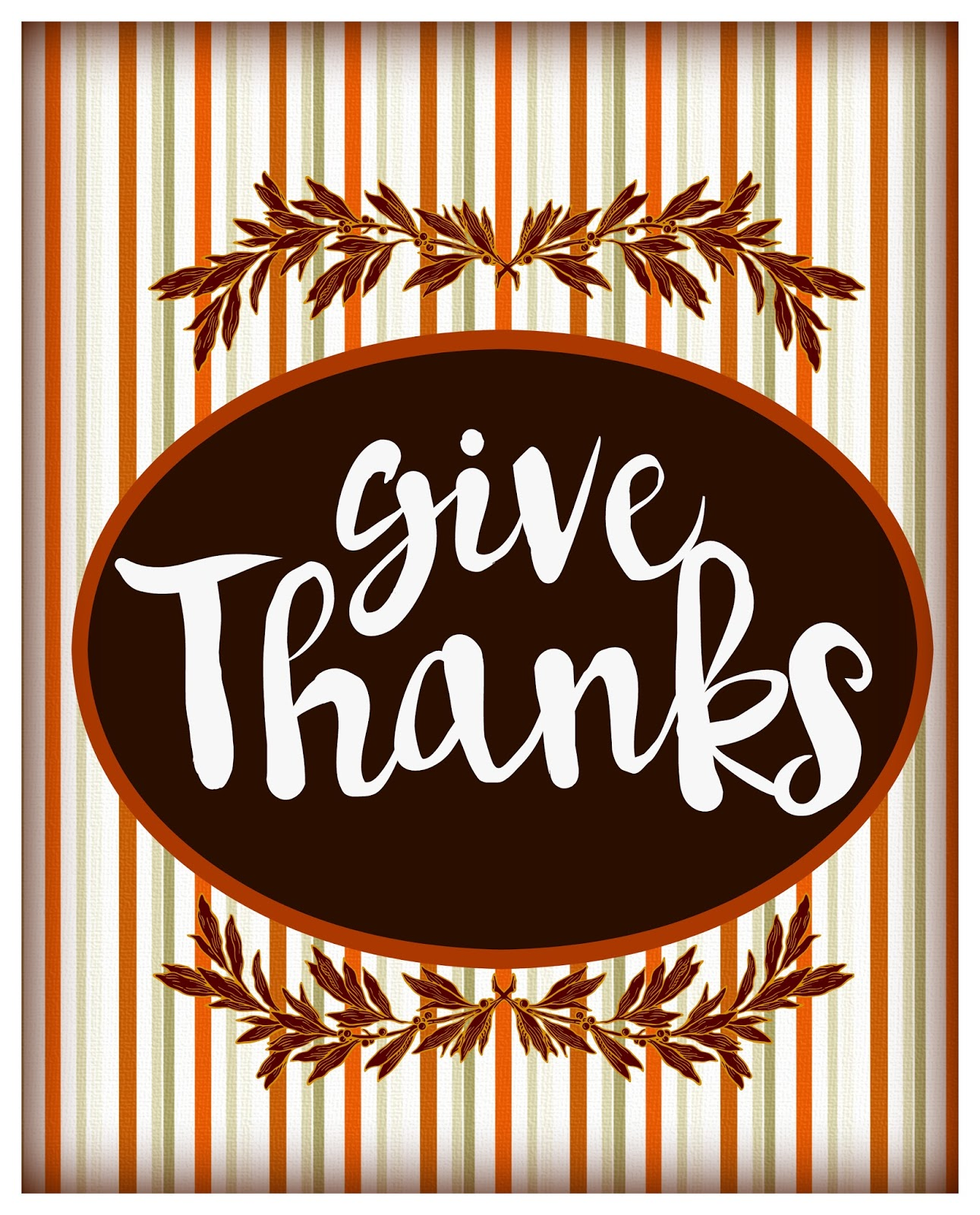 photograph regarding Give Thanks Printable referred to as Present due No cost PRINTABLE Mimi Lee Printables