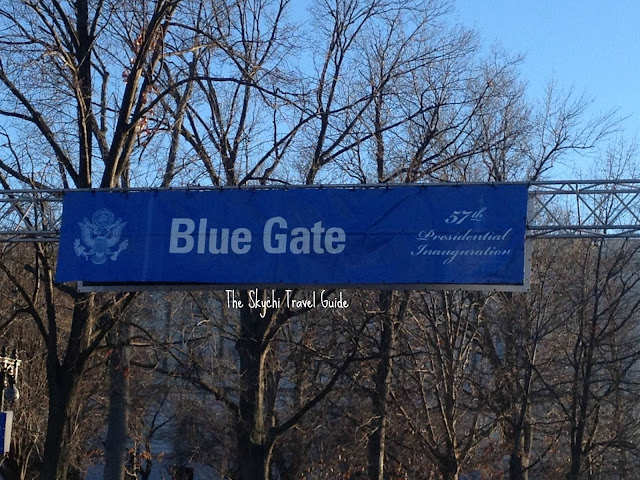 "<img src=""image.gif"" alt=""This is 57th Presidential Inauguration Blue Gate"" />"