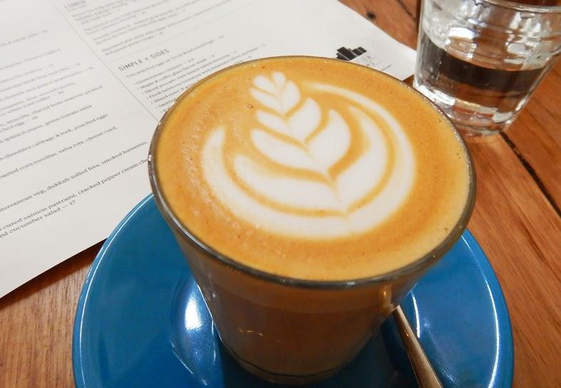 Auction Rooms - Melbourne's Cafes