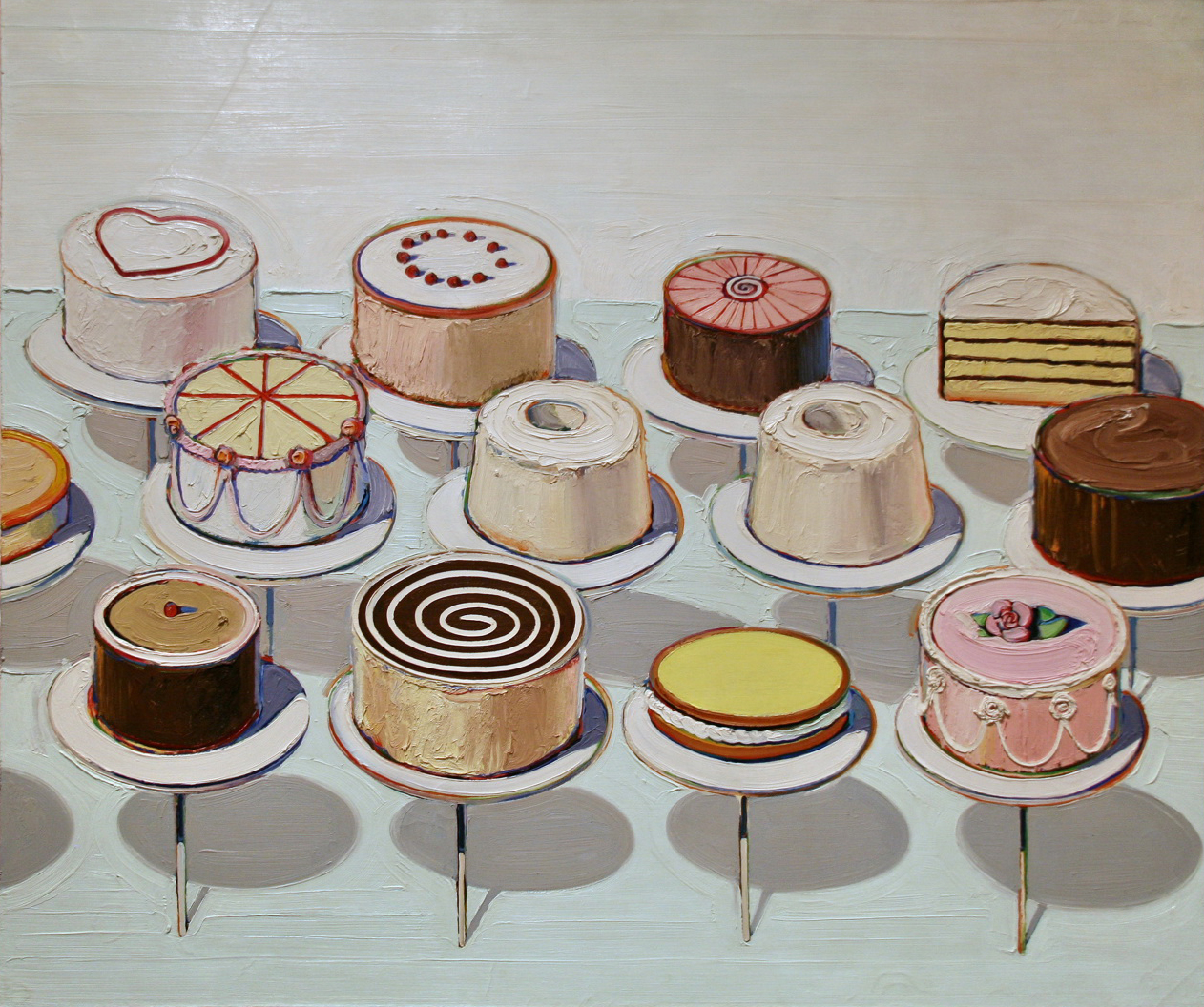 Wayne Thiebaud Net Worth