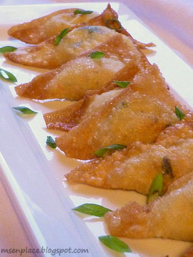 Crab Rangoon | Ms. enPlace