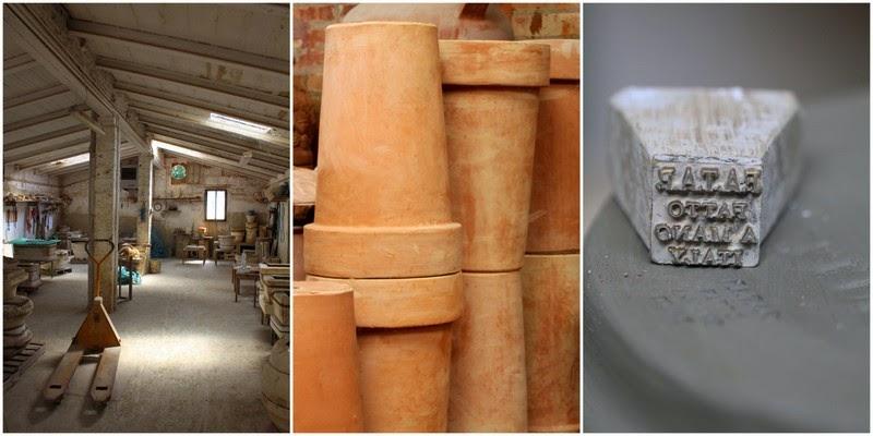 terracotta, terrakotta, terrakottakrukker, terracottakrukker, krukker