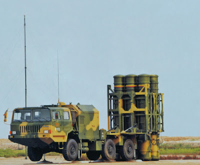China's HQ-9 Missiles