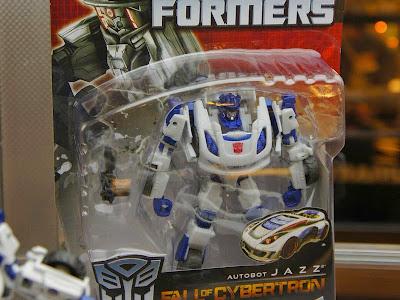 Transformers Generations Jazz