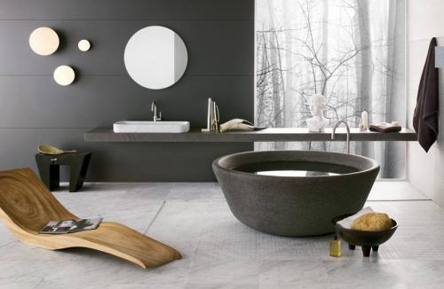Koleksi Desain Kamar Mandi Unik unique bathroom interior design
