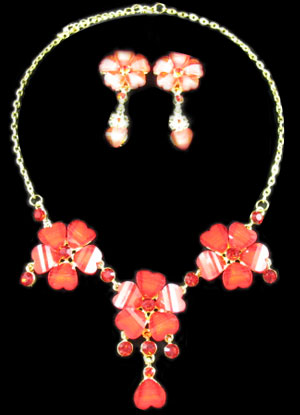 Cheap bridal jewelry sets all about bridal house bridal for Bridesmaid jewelry sets under 20