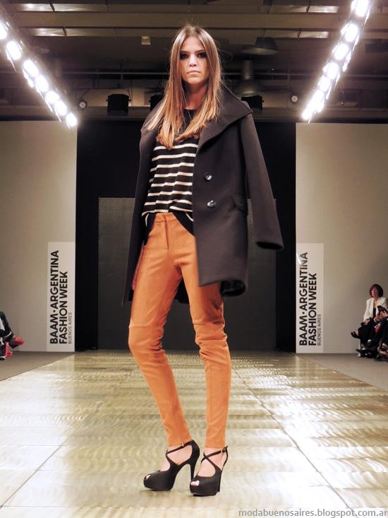 pantalones de jeans moda invierno 2014 Markova