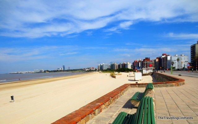 The Rambla, Montevideo