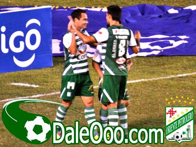 Oriente Petrolero - Juan Quero - Gualberto Mojica - Danny Bejarano - DaleOoo.com web del Club Oriente Petrolero