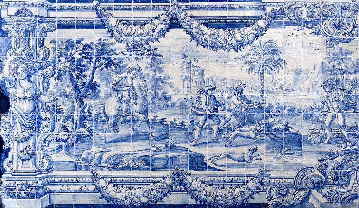 Azulejos antigos no rio de janeiro gl ria ib azulejos for Azulejos de portugal