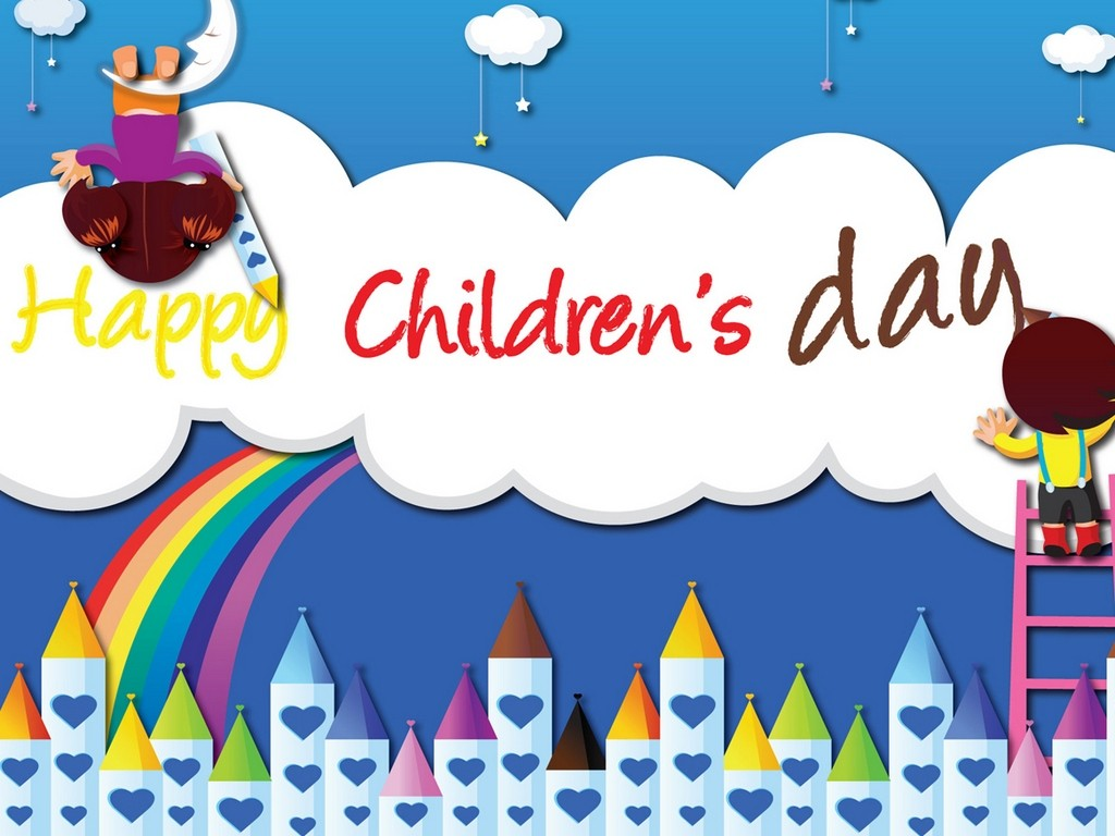 PicturesPool: Children's Day Wallpapers | Children's day ...