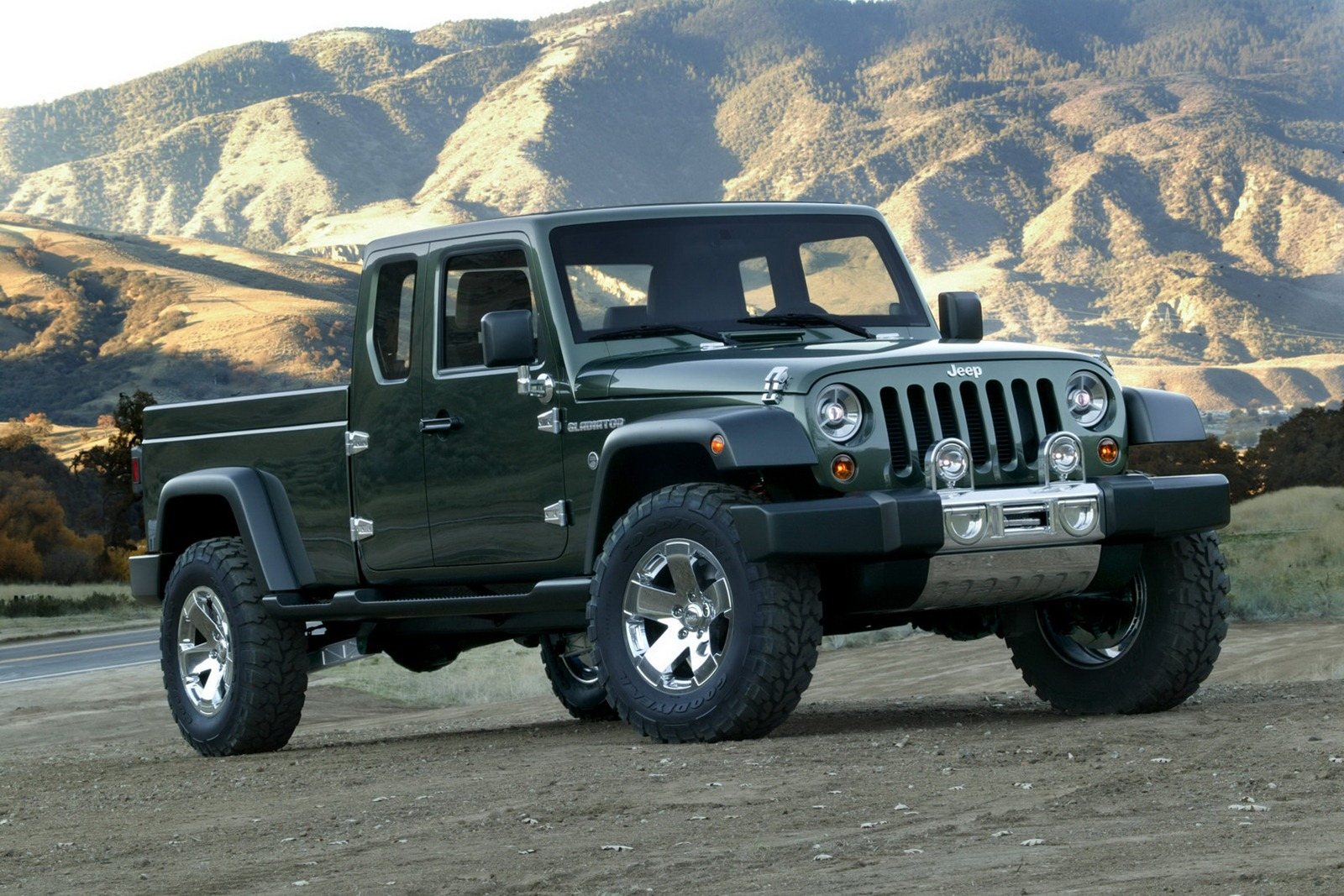 Sport car garage jeep pickup models for 2014