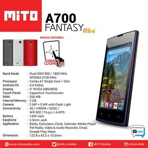 Mito Fantasy Mini A700