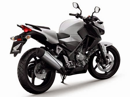 gambar motor Honda CB All Series