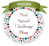 5 x Mod Squad Winner