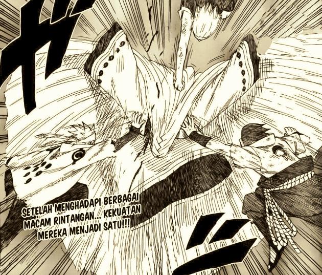 Komik Naruto 689 Bahasa Indonesia