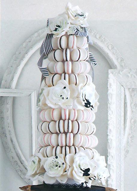 Kate Spade Inspired Wedding Ideas Macaroon