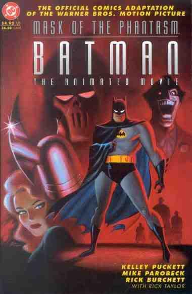 Batman A Máscara do Fantasma Dublado