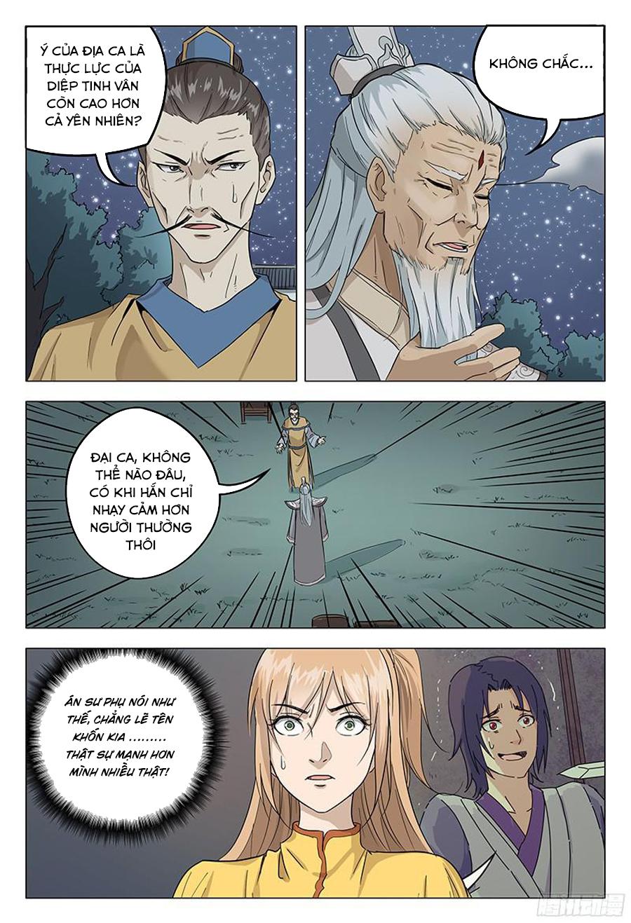 Vạn Giới Tiên Tung trang 9